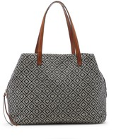 Sole Society Millie printed oversize tote