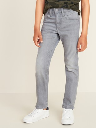 Old Navy Karate Built-In Tough Gray-Wash Jeans for Boys