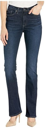 Silver Jeans Co. Calley High-Rise Slim Bootcut Jeans L95614SDK473 (Indigo) Women's Jeans