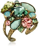 "Sorrelli Gem Pop"" Contemporary Cluster Ring"