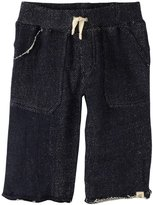 Burt's Bees Baby Patch Board Short (Toddler/Kid) - Midnight-2T