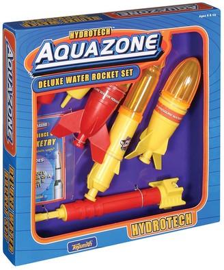 Toysmith Hydrotech Aqua Zone Deluxe Water Rocket Set