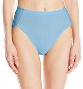 Vanity Fair Women's Cooling Touch Hi Cut Panty 13124