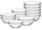 Duralex Lys Stackable Bowl Set (12 PC)