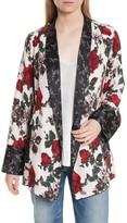 Equipment Women's Theron Silk Robe Jacket