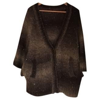 N. Color Block \N Brown Jacket for Women