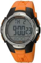 Timex Marathon by Men's TW5M06800 Digital Full-Size Resin Strap Watch