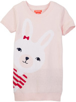 Joe Fresh Intarsia Dress (Toddler & Little Girls)