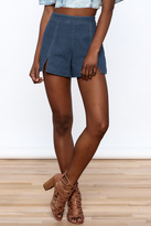 Do & Be High Waist Denim Shorts