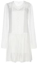 Etoile Isabel Marant Isabel Marant, Étoile Auxane embroidered mini dress
