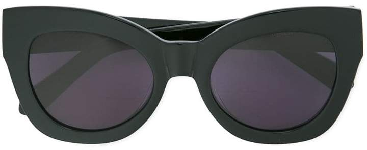 Karen Walker chunky rim sunglasses