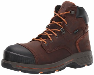 "Timberland Men's Helix Hd 6"" Soft Toe Waterproof Ankle Boot"