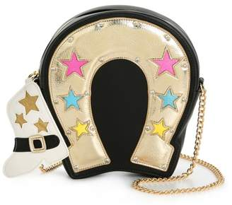 Betsey Johnson Get Em Cowgirl Crossbody Bag
