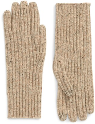 Madewell Ribbed Texting Gloves