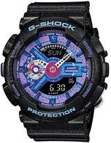 Casio Womens Hyper Colour Oversized AnaDigi Watch GMAS110HC-1A