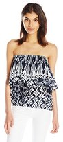 Raga Women's Tropic Blues Crop