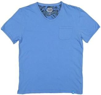 Panareha Mojito V-Neck T-Shirt - Blue