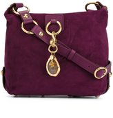 Lanvin medium 'Marguerite' hobo shoulder bag - women - Calf Suede - One Size