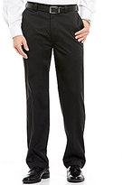Roundtree & Yorke Flat Front Inno-Flex Stretch Microfiber Pants