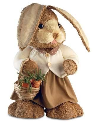 "National Tree Company 36"" Floppy Ear Brown Bunny"