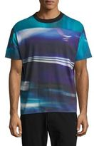 Y-3 Printed Cotton Jersey Tee