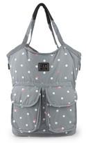 Infant 7 A.m. Enfant 'Barcelona' Diaper Bag - Grey
