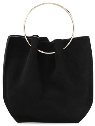 The Row Micro top-handle bag
