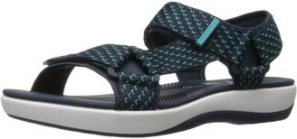 Clarks Women's Brizo Cady Flat Sandal