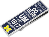 Cufflinks Inc. Men's University of Michigan Wolverine Pride Money Clip