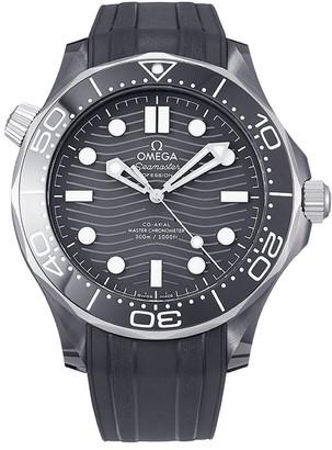 Omega unworn Seamaster Co-Axial Master Chronometer 42mm