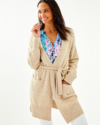 Lilly Pulitzer Macarthy Open Front Cardigan