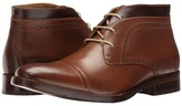 Johnston & Murphy Garner Cap Toe Boot Men's Lace-up Boots