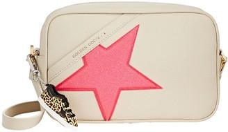 Golden Goose Logo Star Crossbody Bag