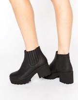 Asos RADIFF Chunky Chelsea Boots