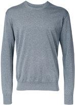 Attachment classic knitted sweatshirt - men - Cotton - 1