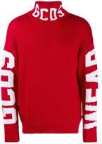 Gcds Snow Crewneck Sweater