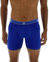 adidas Men's 2-Pack Relaxed Athletic Boxer Briefs