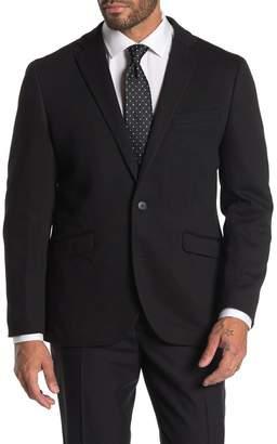 Kenneth Cole Reaction Black Slim Fit Evening Jacket