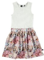 Molo Toddler Girl's Colleen Sleeveless Dress
