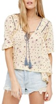 Free People Women's Daisy Cotton Blouse