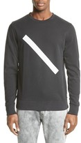 Saturdays NYC Men's Slash Crewneck Sweatshirt
