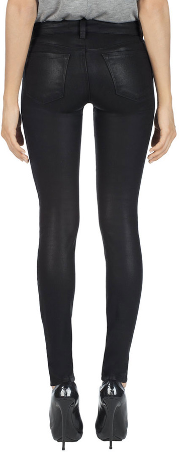 J Brand 620 Lacquered Skinny
