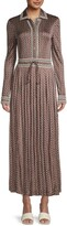 Thumbnail for your product : Tory Burch Silky Knit Shirtdress