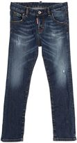 DSQUARED2 Slim Fit Super Stretch Denim Jeans