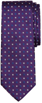 Brooks Brothers Flower and Square Tie