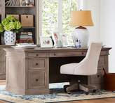 Pottery Barn Livingston Large Desk