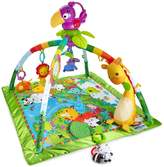 Fisher-Price Rainforest Music and Lights Deluxe Gym