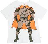 Stella McCartney Superhero Organic Cotton Jersey T-Shirt