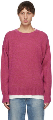 Tanaka Pink Cashmere Blend Sweater