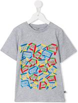 Stella McCartney Arrow T-shirt - kids - Cotton - 2 yrs
